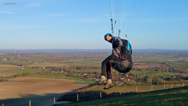 Advance EASINESS 3 paragliding harness review (2)