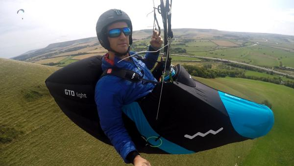 Woody Valley GTO LIGHT paragliding harness review