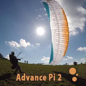 Advance PI 2 lightweight paraglider reviews