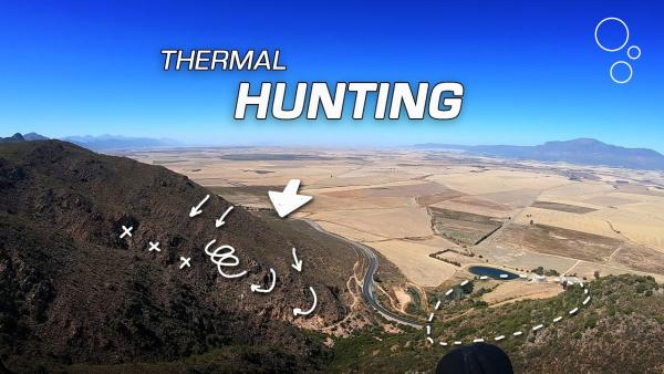 Thermal Hunting: Finding thermal sources and trigger points
