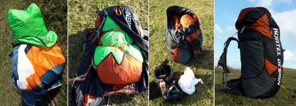 Kortel Kolibri Backpack review (80L version)