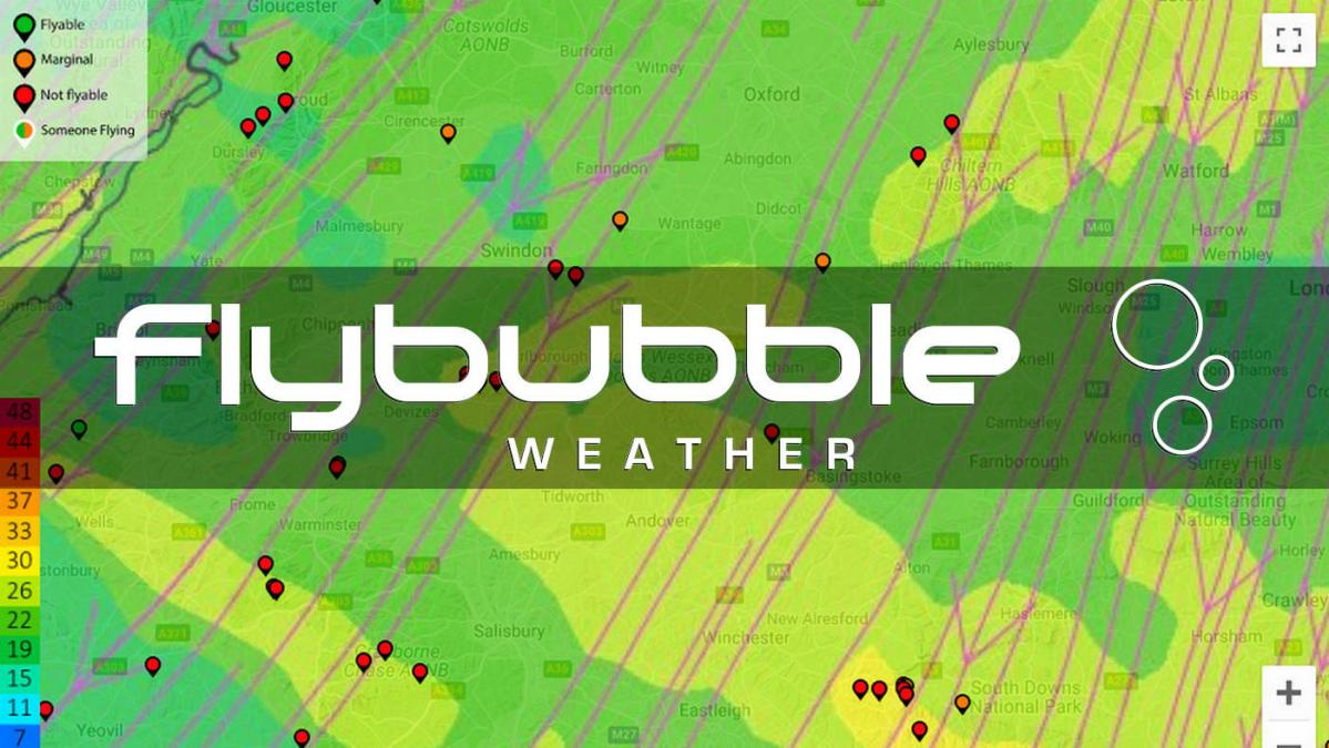 Flybubble Weather Update Summer 2021