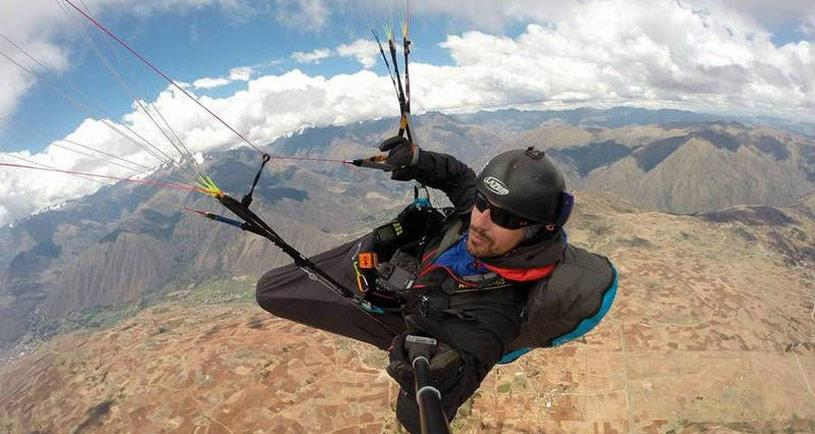 Matching paragliding harnesses to pilots