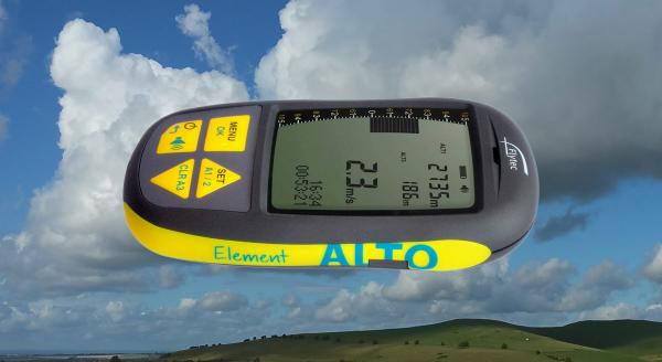 Flytec Alto flight instrument review