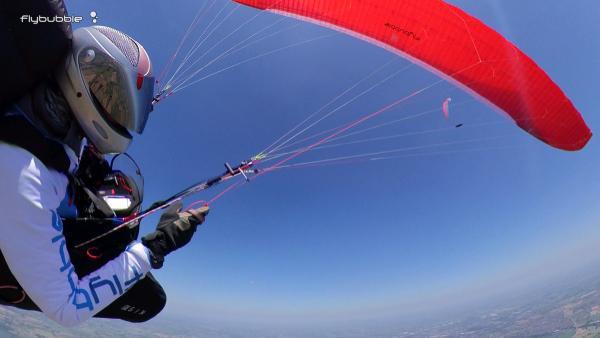 Flying teamwork makes freeflight dreamwork