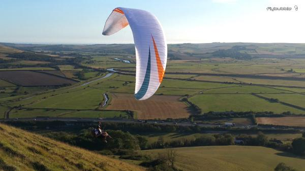Skywalk X-ALPS4 paraglider review (first impressions)