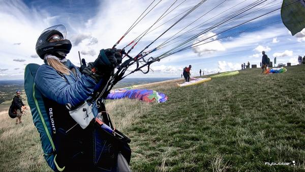 Supair DELIGHT 3 paragliding harness review
