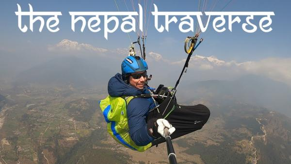 Flybubble film: The Nepal Traverse (with Steven Mackintosh)
