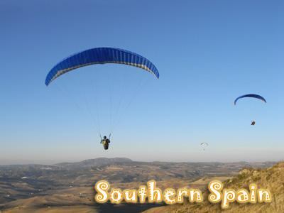 Southern Spain Paragliding Trip :: 29 Oct to 6 Nov 2011 [FULLY BOOKED]
