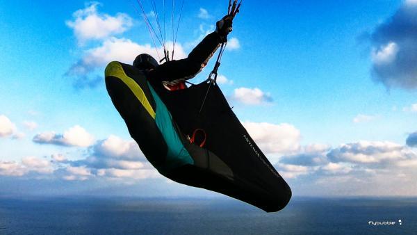 Advance LIGHTNESS 3 paragliding pod harness review
