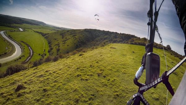 How To Topland Safely (On a Paraglider)