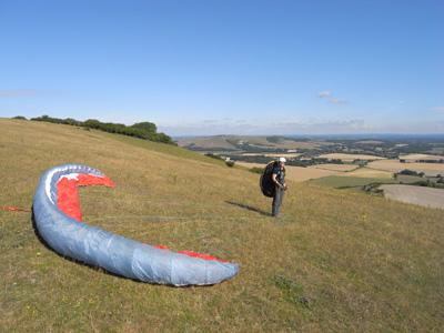 Pete & Simon Complete their BHPA Paragliding Club Pilot Ratings with Flybubble
