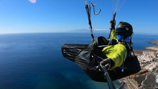 Supair SKYPPER 2 paragliding pod harness reviews