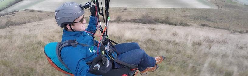 Advance SUCCESS 4 paragliding harness review