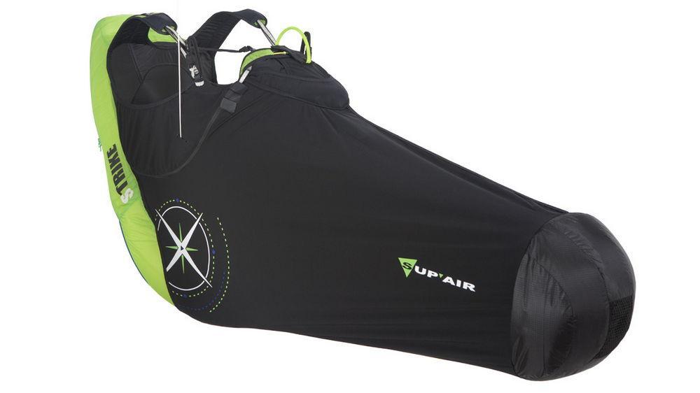 Supair STRIKE ultralight pod paragliding harness review