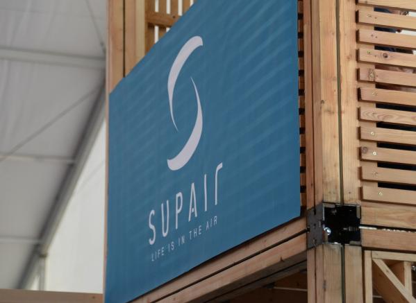 Supair at the Coupe Icare 2017