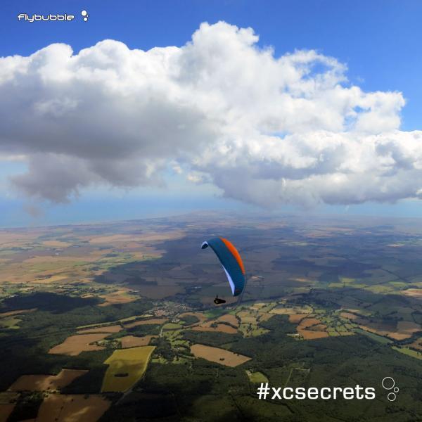 XC Secrets: Coastal cloud puzzle