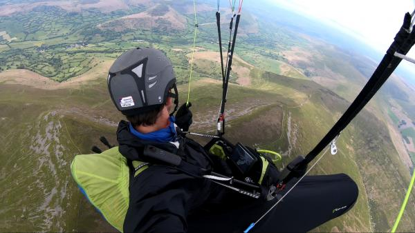 Getting into paragliding Hike & Fly