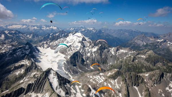 Red Bull X-Alps & Paragliding Competitions 2021