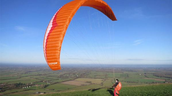 Gin GTO 2 paraglider reviews (first impressions)