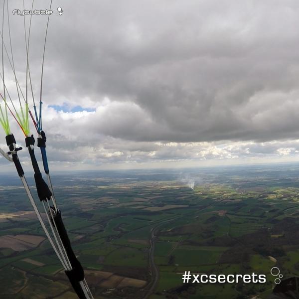 XC Secrets: Shaded flatlands glide