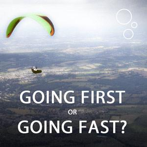 XC Secrets: going FIRST or going FAST?