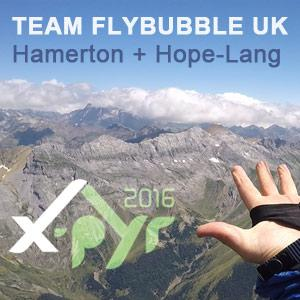 X-Pyr 2016 Flybubble Team report