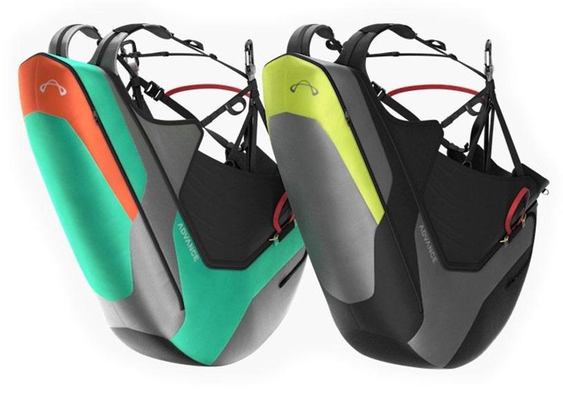 Advance PROGRESS 3 (reversible harness review)