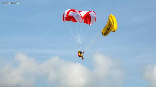 Choose The Right Reserve Parachute