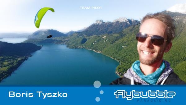 Boris Tyszko (Flybubble Crew)