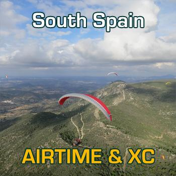 Flybubble Spain AIRTIME & XC Trips (October 2013)