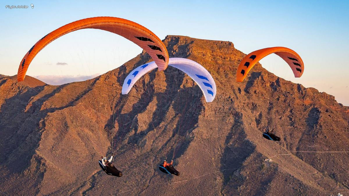 Paragliders: Weight Ranges & Wing Loading