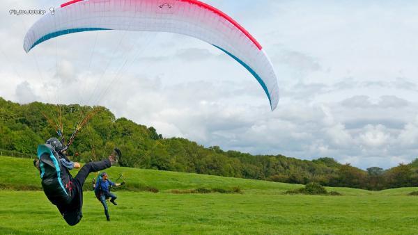 Paragliding Skills: Improve Your Ground Handling