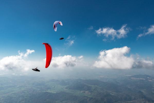 Gin Leopard paraglider review (EN-D 2-liner)