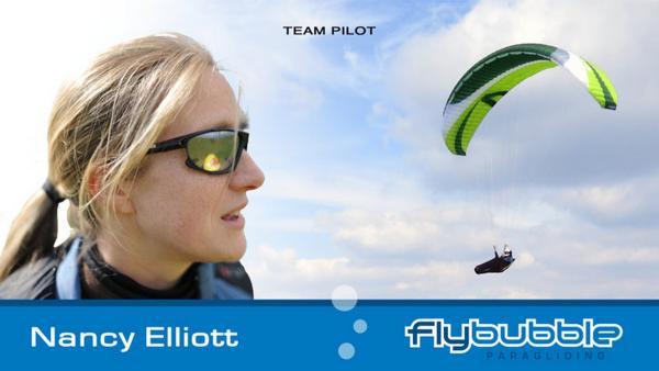 Nancy Elliott (Flybubble Crew)