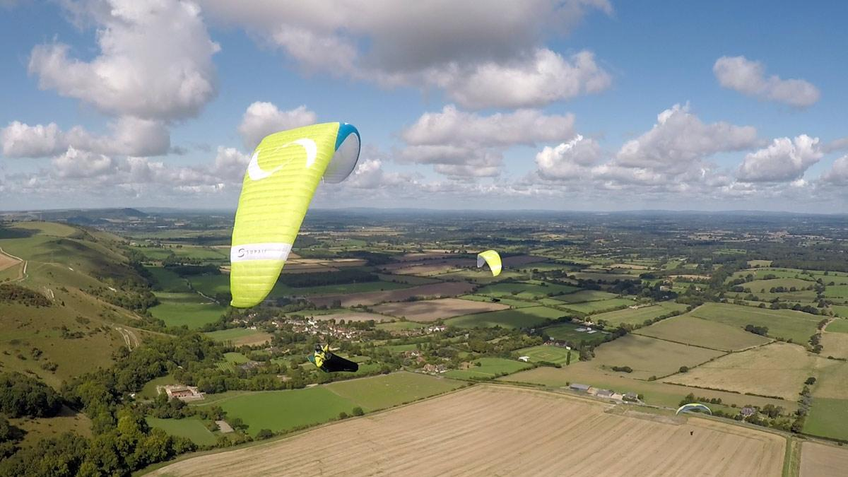 Supair STEP paraglider review