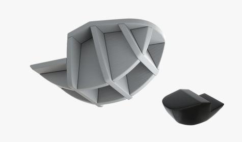 Modern Air-Foam Hybrid-Protector