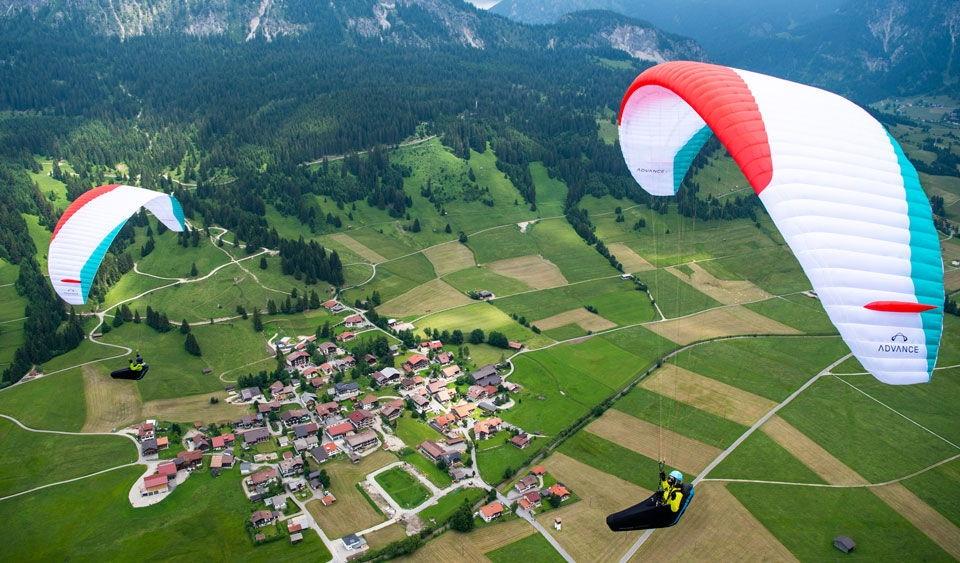 Advance XI paraglider