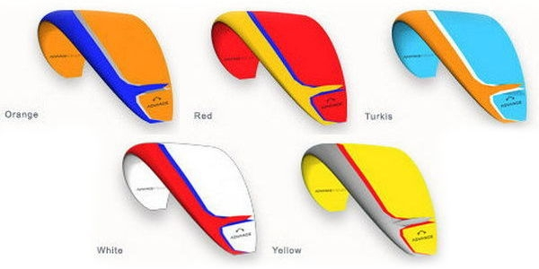 Advance EPSILON 5 colours