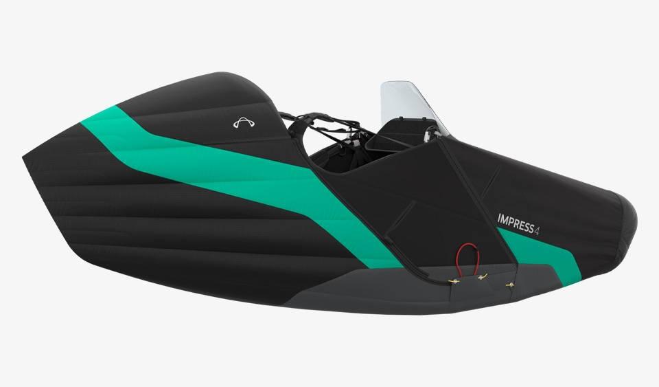 Streamlined: best possible aerodynamics