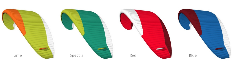 Advance IOTA 2 Colours | Lime, Spectra, Red, Blue