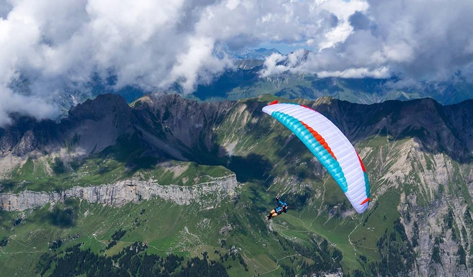 Advance PI 3 paraglider - Flybubble