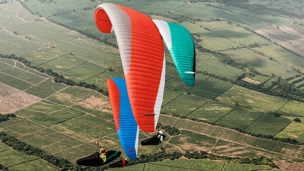 Advance SIGMA 11 paraglider