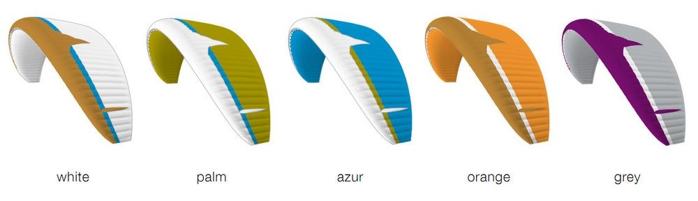 Sigma 8 colours