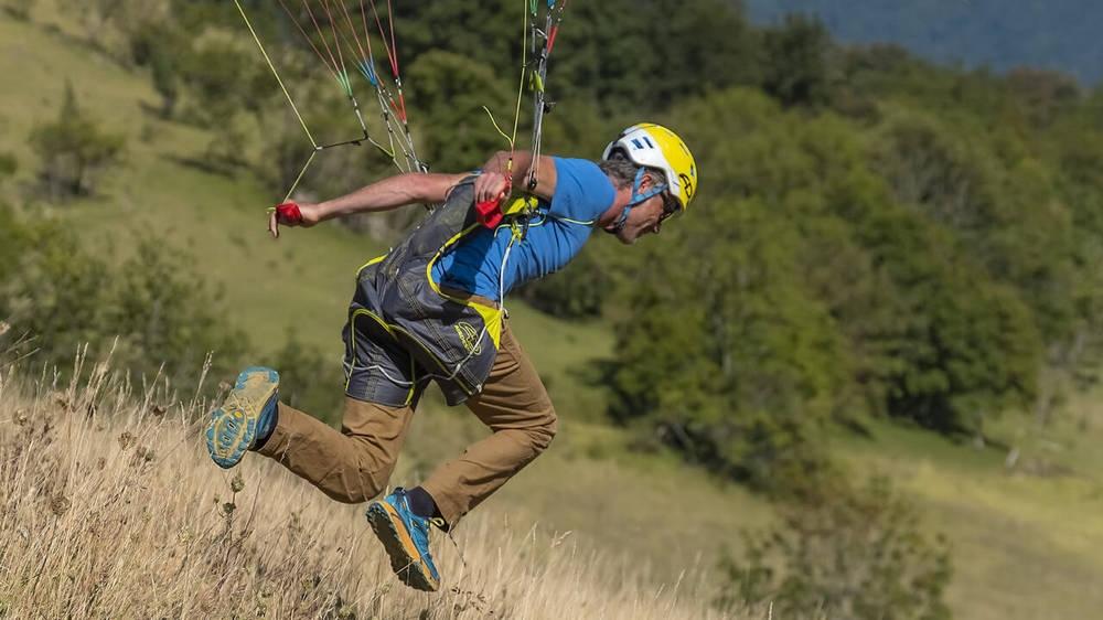 AirDesign Le Slip: ultralight mountain harness