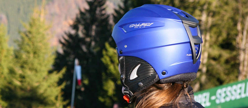 Charly Loop paragliding helmet | Flybubble