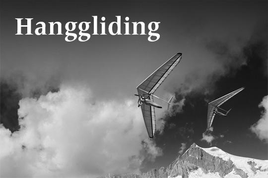 Hang Gliding | Companion SQR HG