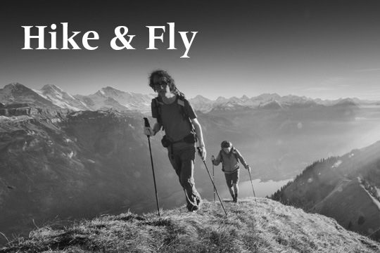Hike & Fly | Companion SQR Light