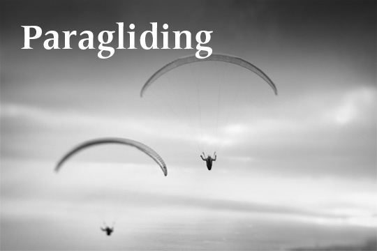Paragliding | Companion SQR & SQR Light