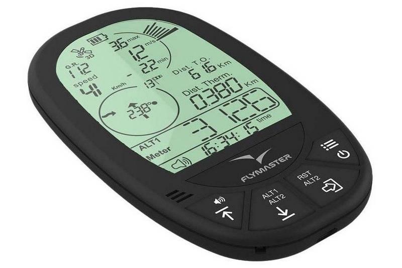 Flymaster GPS LS flight instrument